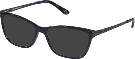 Anna Sui AS502 sunglasses in Navy
