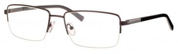 Ferucci FE2016 glasses in Gunmetal