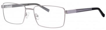 Ferucci FE2026 glasses in Gunmetal