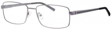 Ferucci FE2027 glasses in Gunmetal