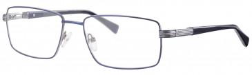 Ferucci FE2029 glasses in Navy/Gun