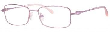 Ferucci Titanium FE708 glasses in Pink