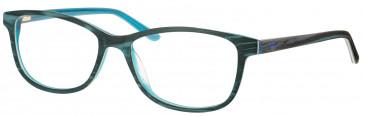 Rip Curl VOA158 glasses in Wood/Blue