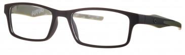 Rip Curl VOG301 glasses in Black/Green