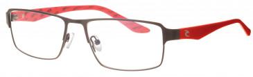 Rip Curl VOMG30 glasses in Black/Red