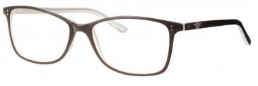 Schott NYC SCH4020 glasses in Black/White