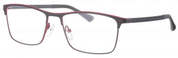Synergy SYN6010 glasses in Black/Red