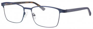 Synergy SYN6011 glasses in Navy/Gunmetal