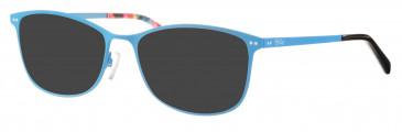 Rip Curl FOM230 sunglasses in Blue