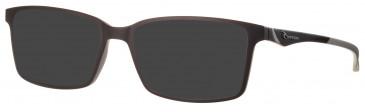 Rip Curl VOG300 sunglasses in Black/Grey