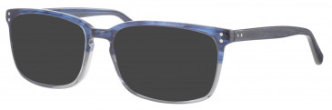 Synergy SYN6005 sunglasses in Navy/Grey