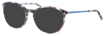 Synergy SYN6014 sunglasses in Blue Mottle