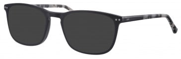 Synergy SYN6018 sunglasses in Matt Black/Grey