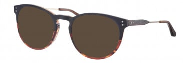 Synergy SYN6019 sunglasses in Black/Brown