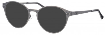 Synergy SYN6022 sunglasses in Antique Gunmetal
