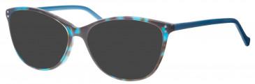 Synergy SYN6000 sunglasses in Green Mottle