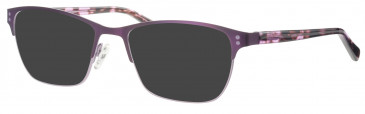 Synergy SYN6009 sunglasses in Purple
