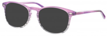 Synergy SYN6015 sunglasses in Purple Fade