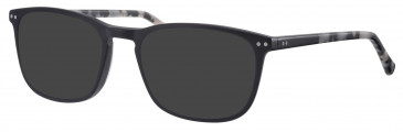 Synergy SYN6018 sunglasses in Matt Black/Grey
