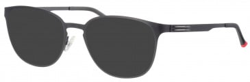 Synergy SYN6021 sunglasses in Black