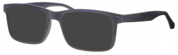 Visage VI4547 sunglasses in Navy