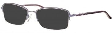 Ferucci FE1791 sunglasses in Lilac