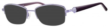 Ferucci FE1800 sunglasses in Lilac