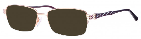 Ferucci FE1801 sunglasses in Gunmetal