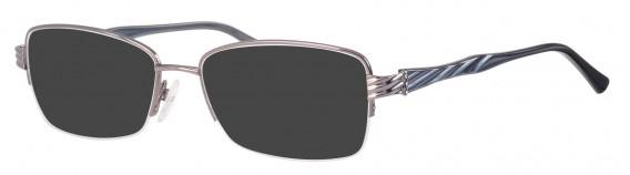Ferucci FE1801 sunglasses in Gold
