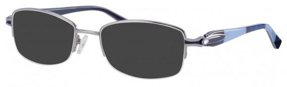 Ferucci FE1808 sunglasses in Silver