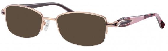 Ferucci FE1808 sunglasses in Gold