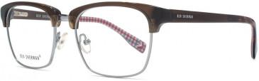 Ben Sherman BENO012 glasses in Brown