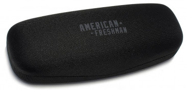American Freshman glasses case in black