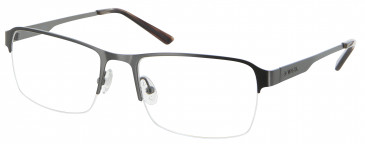 Animal JESSE glasses in Shiny Dark Grey