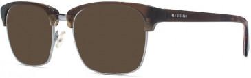 Ben Sherman BENO012 sunglasses in Brown