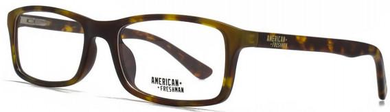 American Freshman AMFO004 Glasses in Matt Tortoiseshell