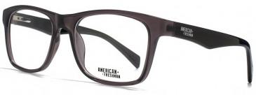 American Freshman AMFO002 glasses in Crystal Grey