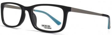 American Freshman AMFO008 glasses in Matt Black