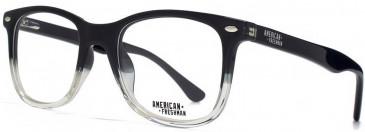 American Freshman AMFO006 glasses in Black/Clear