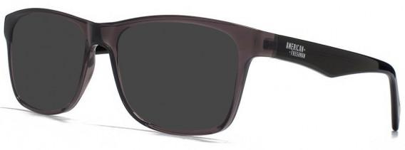 American Freshman AMFO002 sunglasses in Crystal Grey