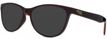 American Freshman AMFO010 sunglasses in Berry