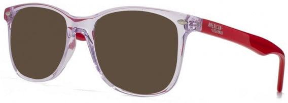 American Freshman AMFO006 sunglasses in Clear