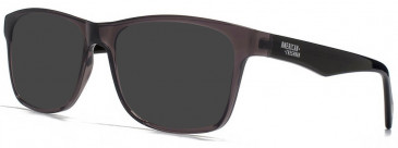 American Freshman AMFO002 sunglasses in Crystal Grey