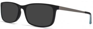 American Freshman AMFO008 sunglasses in Matt Black