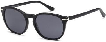 SFE-10227 sunglasses in Black