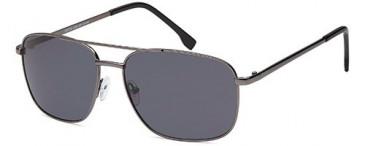 SFE-10228 sunglasses in Gunmetal
