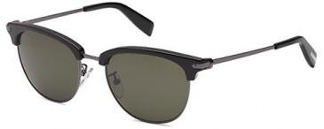 SFE-10229 sunglasses in Black