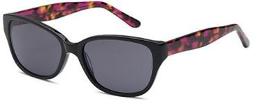 SFE-10233 sunglasses in Black