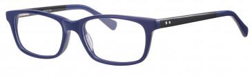 Impulse IM816 glasses in Blue/Black