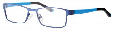 Impulse IM821 glasses in Navy